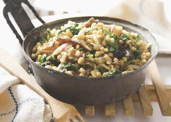 Spinach Brown Rice 2 Robin Robertson