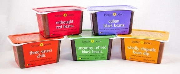 Better Bean Company 5 varieties