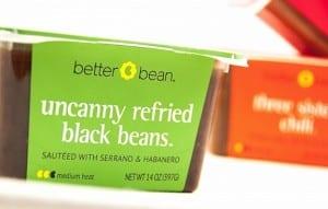Better Beans uncanny refried black beans
