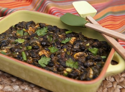 Jamaican-Spicy-Beans by leslie cerier
