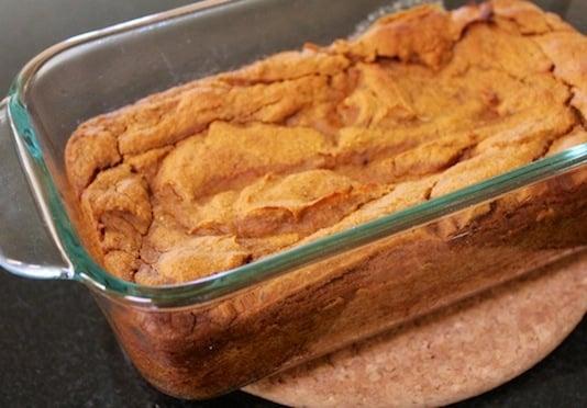 Sweet potato pudding1