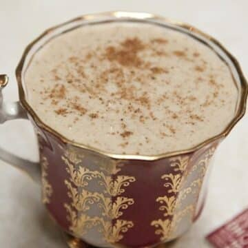 vegan nog recipe