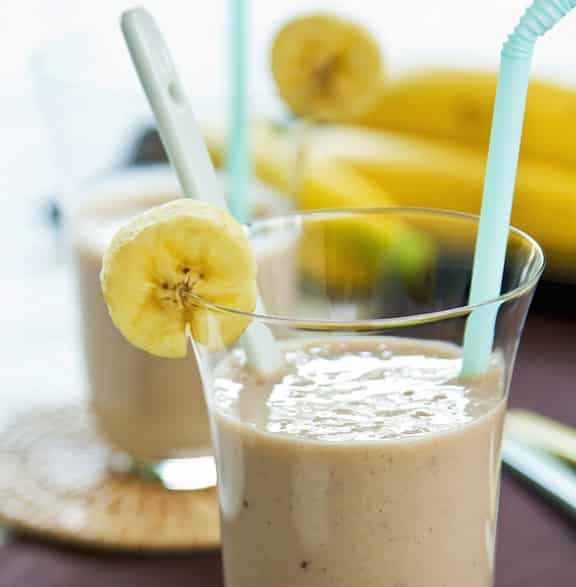 Banana Peanut Butter Smoothie recipe