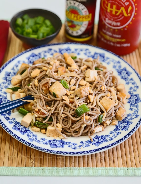 Indonesian-Style Noodles