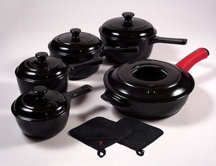 Xtrema ceramic cookware set