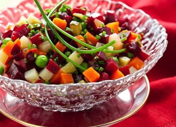 Russian Beet Salad