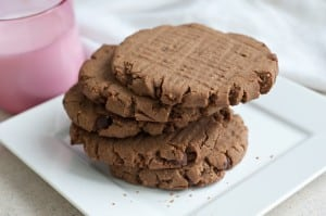 Peanut Butter Choco Chip Cookies from Leslie Cerier