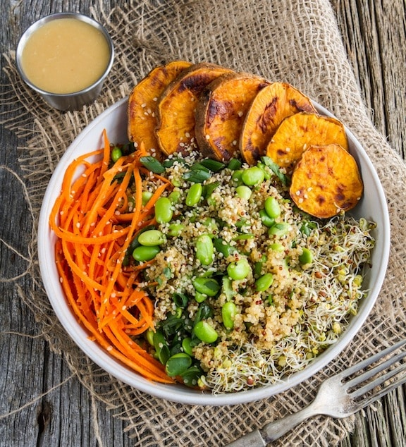 Enlightened Miso Bowl by Algela Liddon from Oh She Glows