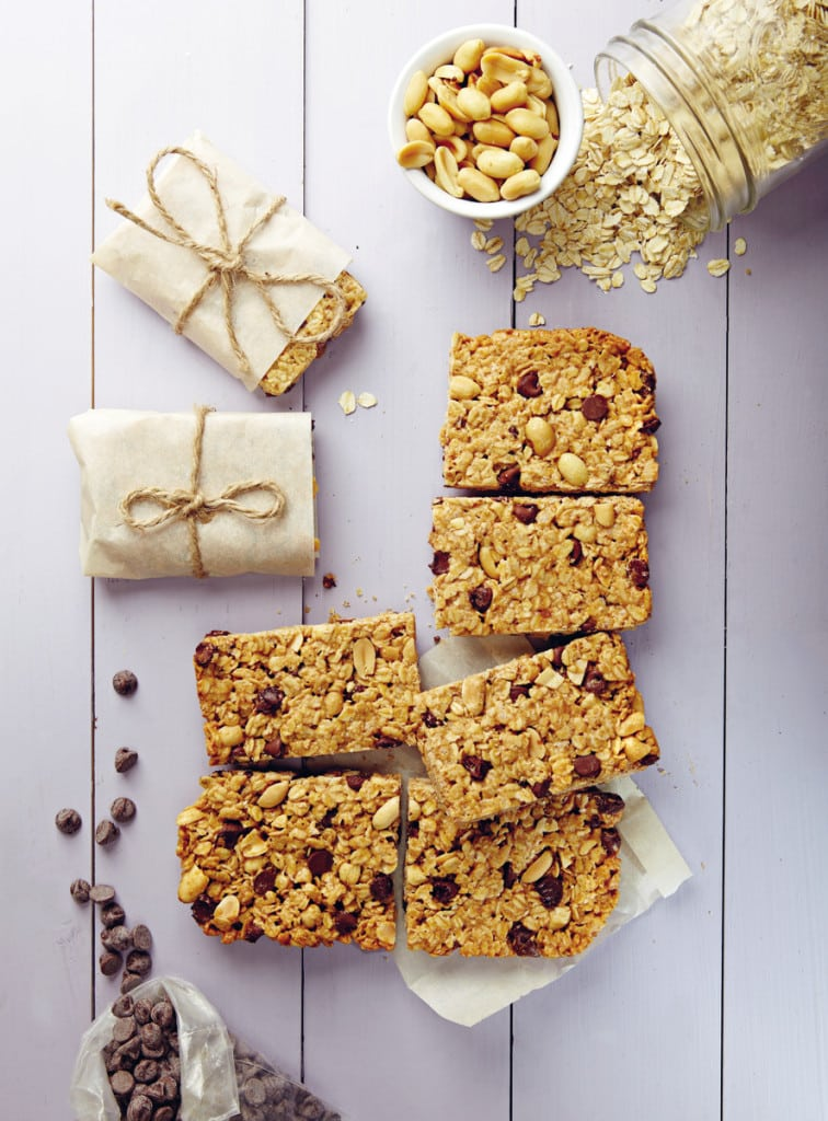 Peanut Butter Bars by Isa Moskowitz