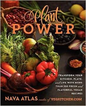 Plant power by Nava Atlas - cover