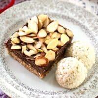 Unbaked fig bars by Gena Hamshaw