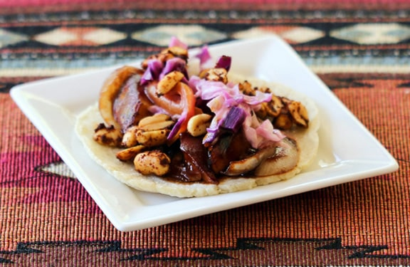 BBQ Sweet Potato Tacos from Jason Wyrick