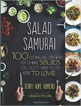Salad samurai  by Terry Hope romero cover