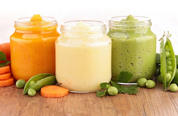 How to make healthy organic homemade baby food forumfinder Images
