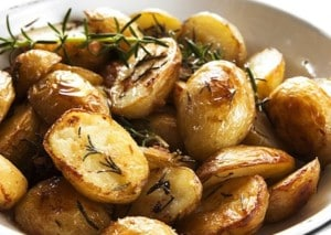 Rosemary Sautéed Potatoes