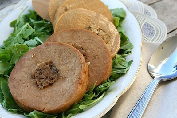 Tofurky vegetarian roast review