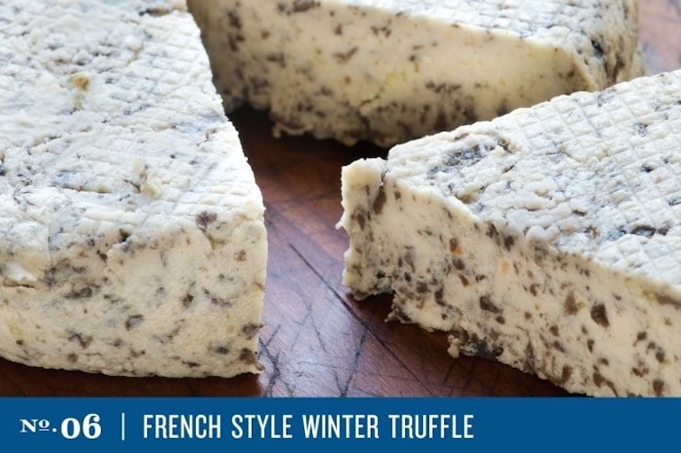 Winter Truffle flavor from Miyoko's Creamery
