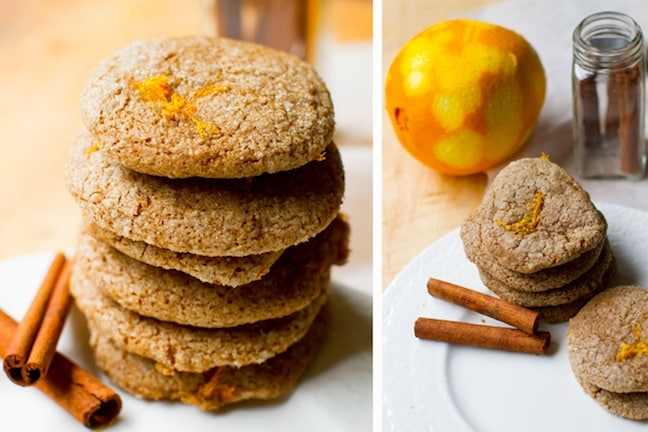 Orange Spice Cookies by KATHY PATALSKY