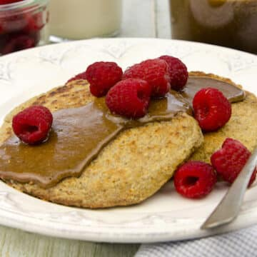 It's the ONE Single-Serve Pancakes by Ricki Heller