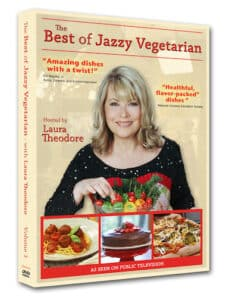 Jazzy Vegetarian DVD set