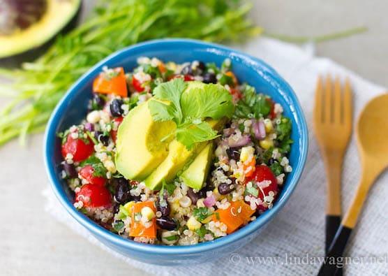 Easy Vegan Burrito Bowl