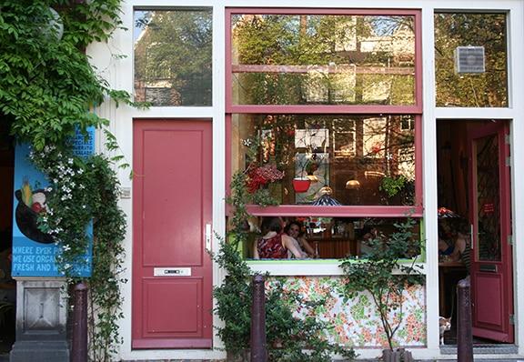 Restaurant De Bolhoed - Amsterdam - exterior