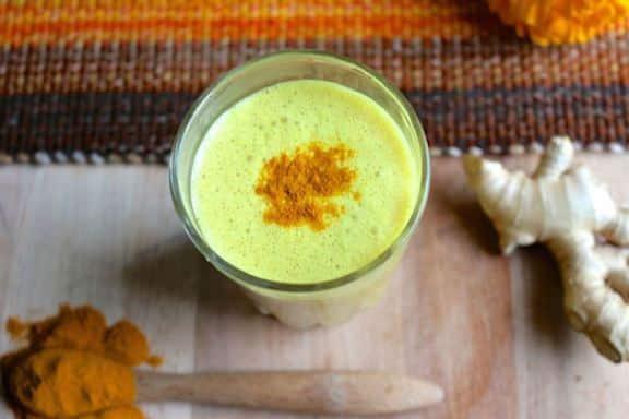 Golden Turmeric Milk (nondairy)