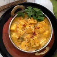 Tofu Mango Curry by Vegan Richa