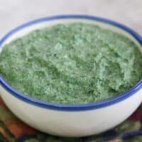 How to make delicious dairy-free creamed spinach