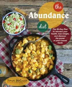 The abundance diet by Somer McCowan - cover