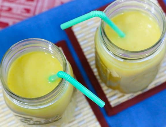 Dairy-Free Mango Lassi