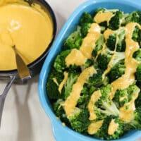 Mustard-Spiked Vegan Cheese-y Sauce