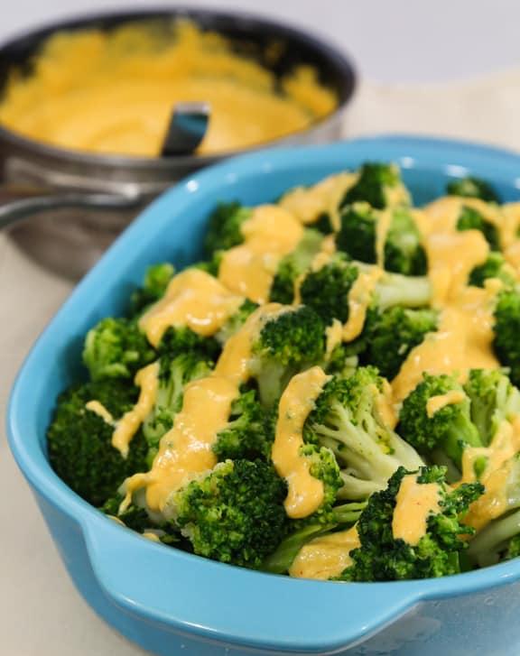 Mustard-Spiked Vegan Cheese-y Sauce recipe