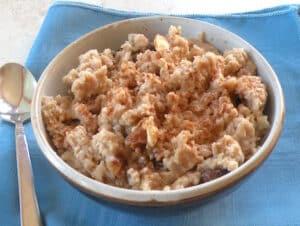 Fresh n lean oatmeal
