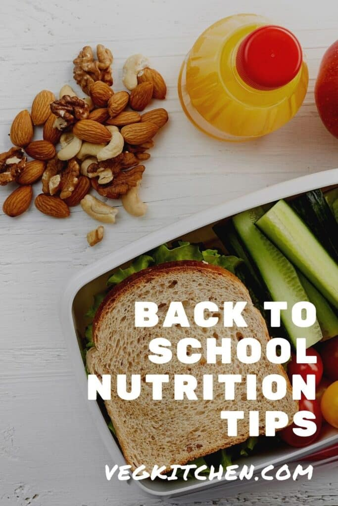back to school nutrition tips for kids