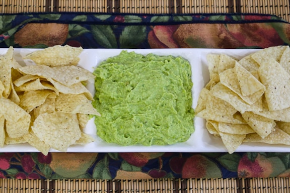 Edamame Guacamole recipe