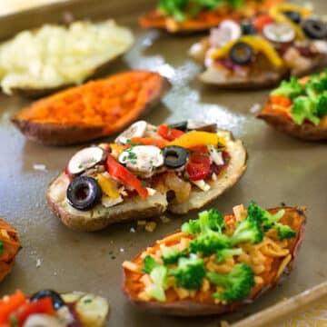 Smashed potatoes recipes and ideas