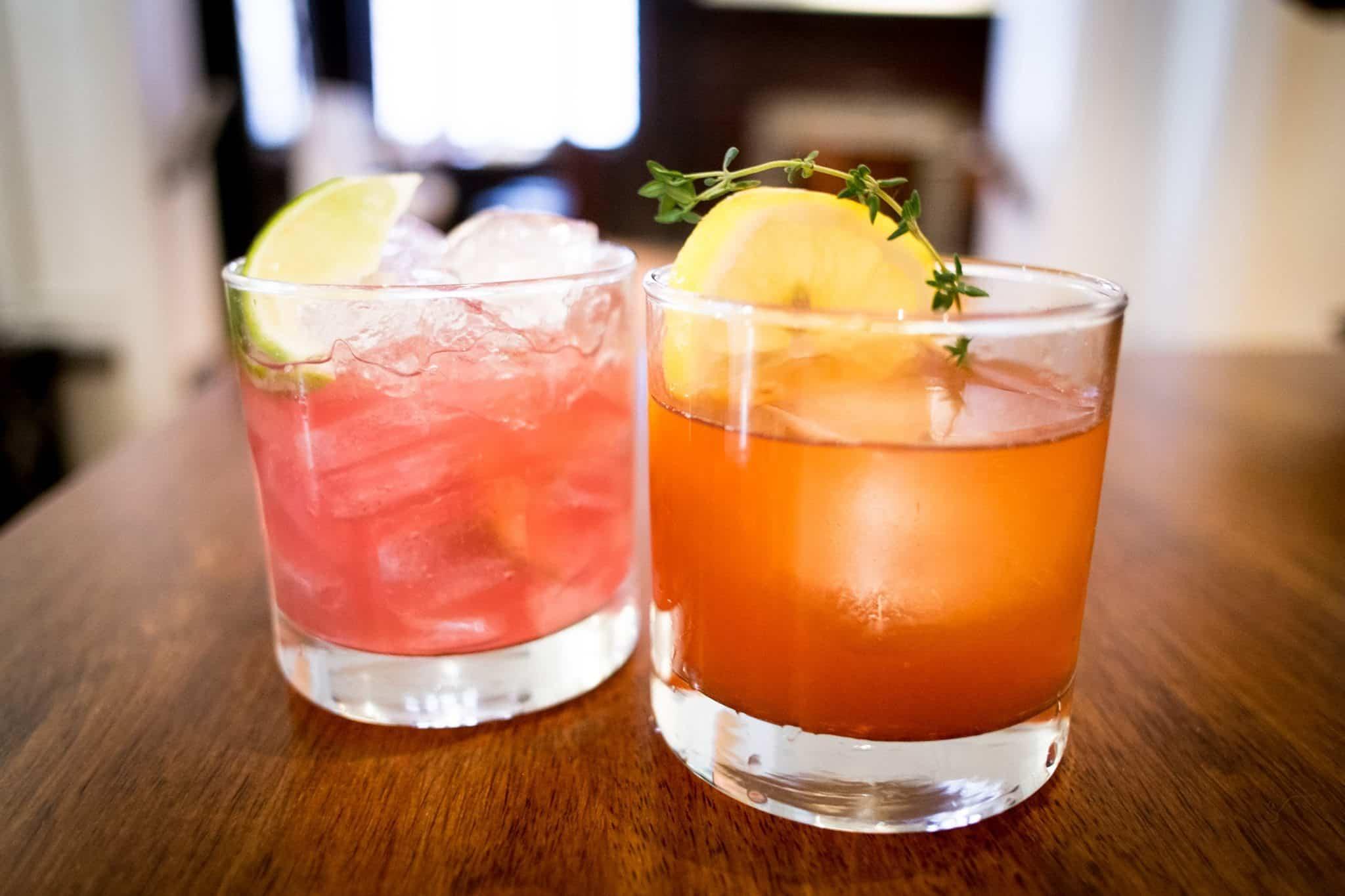 vedge philadelphia cocktails