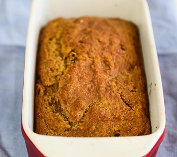 Cinnamon-Raisin Quick Bread recipe