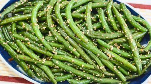 SesameGreenbeans1