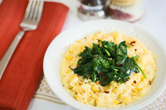Grits and Greens