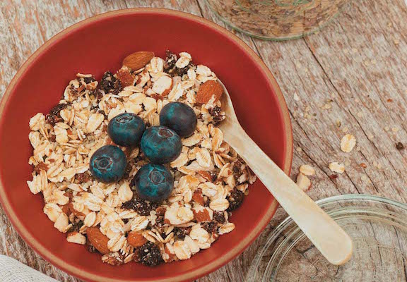 Cherry Hemp Muesli cropped