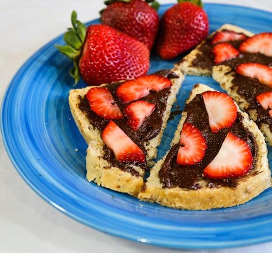 Chocolate Almond Spread recipe