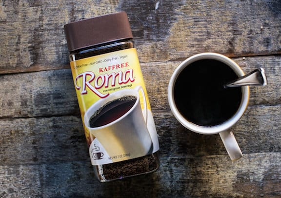 Kaffree roma roasted grain beverage review