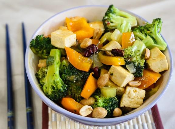 Kung Pao Tofu recipe