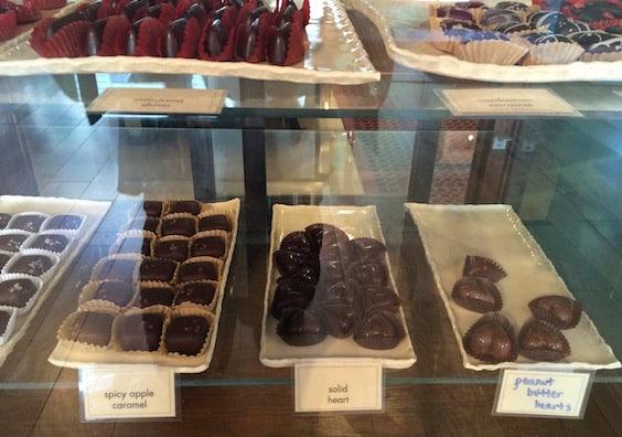 Lagusta vegan chocolates
