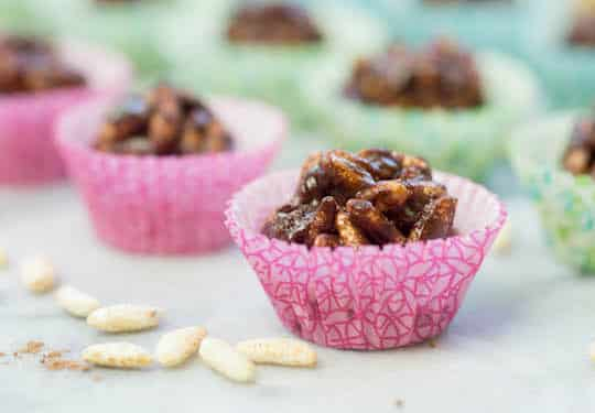 Cacao Crispies recipe