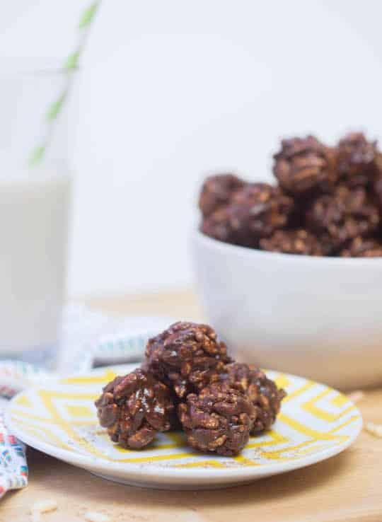 No-bake Cacao Crispies