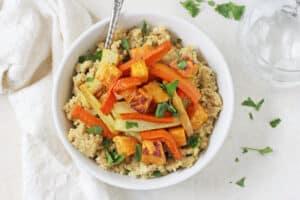 cozy vegan recipes