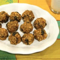Crunchy Granola energy balls